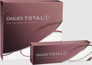 Alcon Dailies Total 1 contact lenses