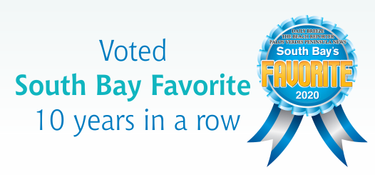 Torrance Optometry has been voted South Bay Favorite 10 years in a row