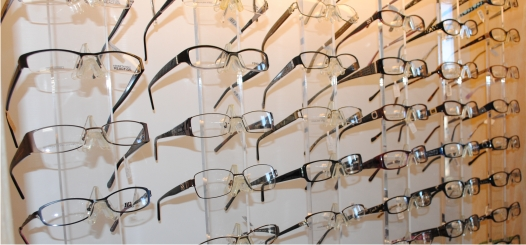 Torrance Optometry eyewear collection of eyeglass frames, sunglasses, sports and safety wear for kids, tweens, teens, and adults