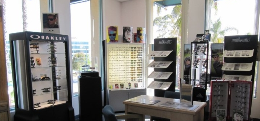 our eyewear collection for South Bay