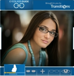 Eyeglass selection guide by Essilor