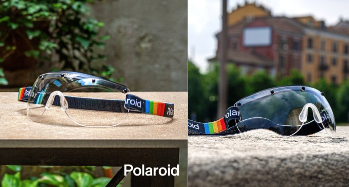 PPE eye protection goggles from Safilo and Polaroid