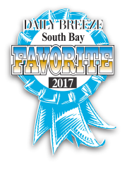 Torrance Optometry was voted South Bay's Favorite Optometrist for 2011-2017 by Daily Breeze readers