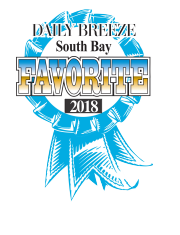 Torrance Optometry was voted South Bay's Favorite for 2011-2018 by Daily Breeze readers