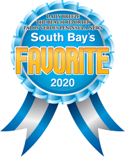 Torrance Optometry was voted South Bay's Favorite 2010-2020 by Daily Breeze readers