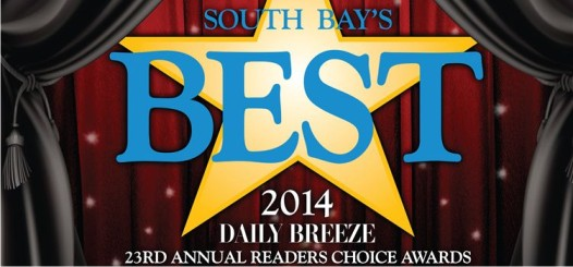 Torrance Optometry was voted best by readers for South Bay optometrist and eye wear store in 2014